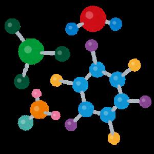 分子の画像